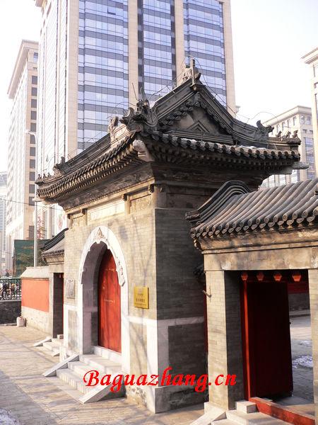 崇文门、花市、火神庙
