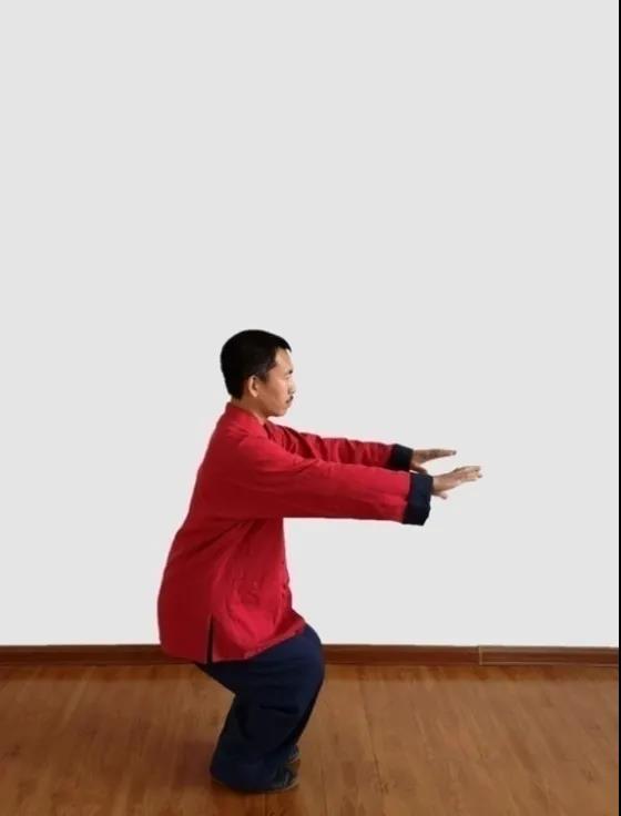 """程氏八卦掌""""大掰大扣""""的原传练法(白雪松)"""